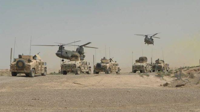 Forças armadas dos Estados Unidos no Iraque