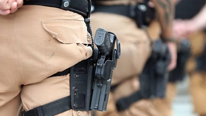 Soldado da Polícia Militar