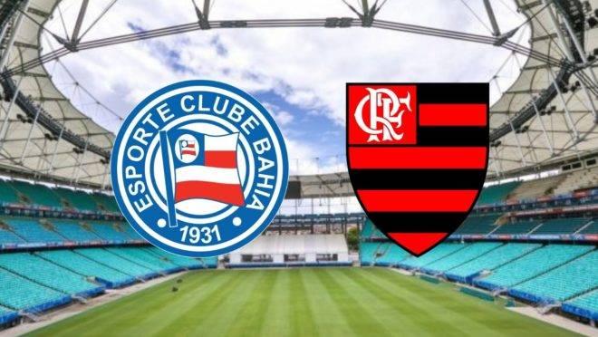 Resultado de imagem para Bahia x Flamengo