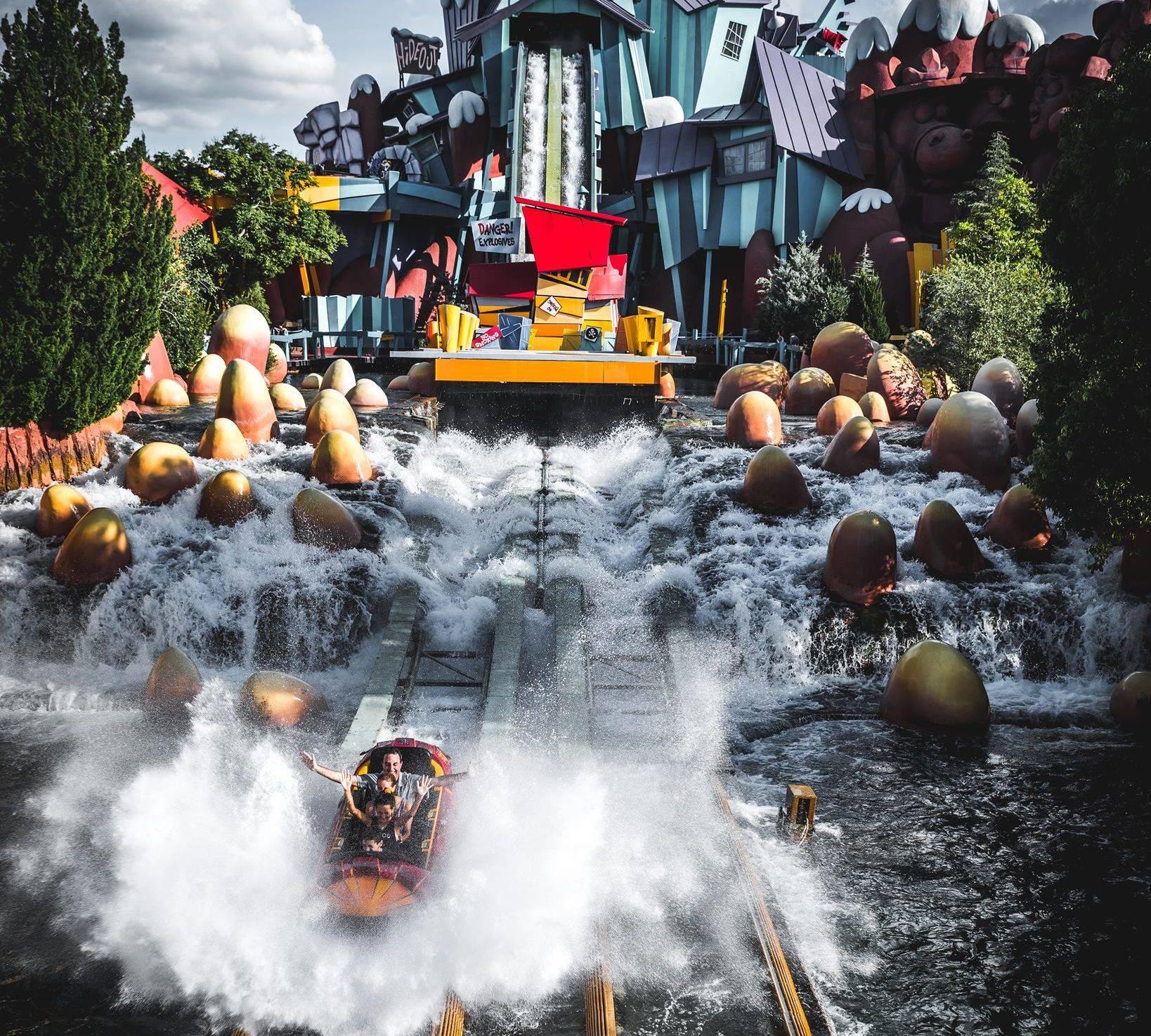 Os três parques temáticos do Universal Orlando Resort incluem atrações para toda família. Foto: divulgação.