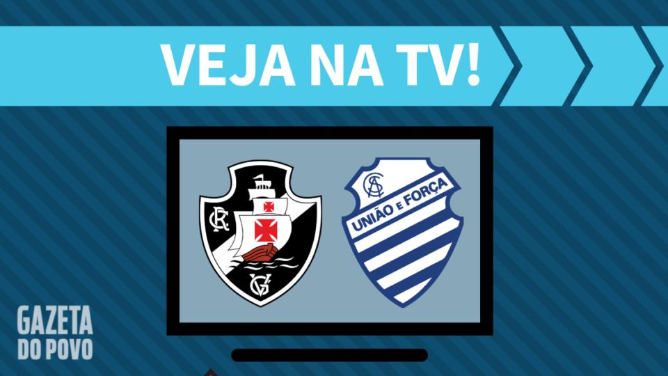 Vasco x CSA AO VIVO: saiba como assistir ao jogo na TV