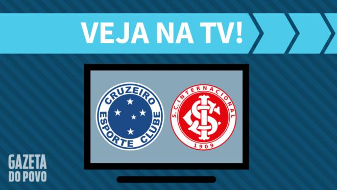 Cruzeiro x Internacional AO VIVO: saiba como assistir ao jogo na TV