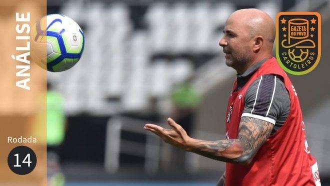 Análise e históricos das partidas da 14.ª rodada do Cartola FC 2019
