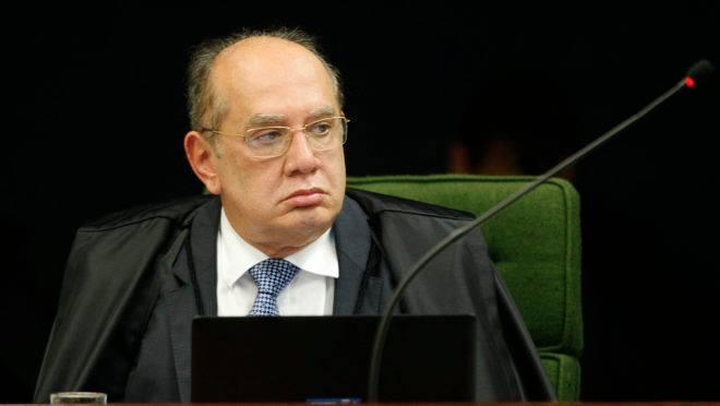 Pedido foi feito pelo ministro do STF, Gilmar Mendes (foto).