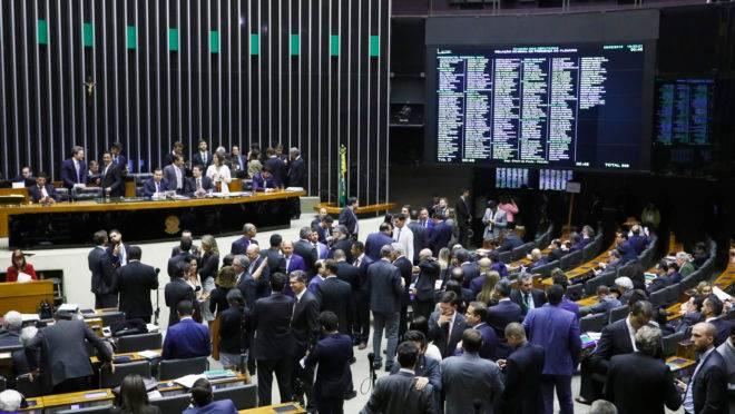 Votação do segundo turno da Reforma da Previdência