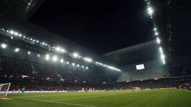 "Athletico anuncia fim da ""torcida humana"" na Arena da Baixada"