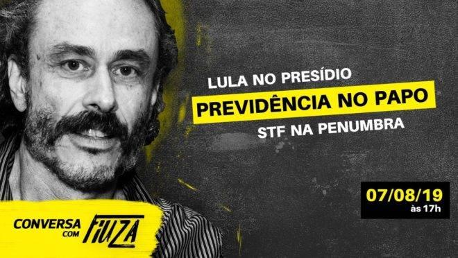 Curitiba livre, Lula em Tremembé