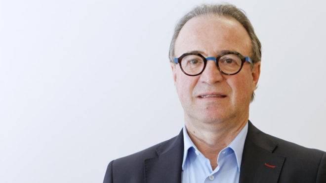 Renato Follador lançou candidatura à presidência do Coritiba