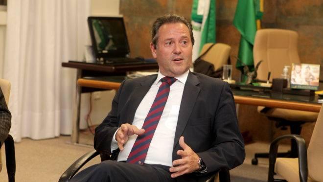 Desembargador Luiz Fernando Tomasi Keppen