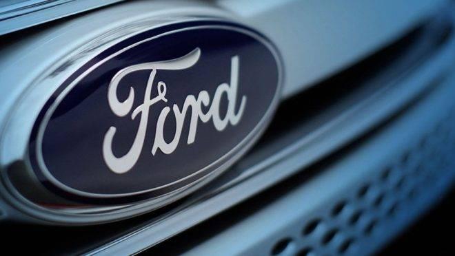 Logo da Ford
