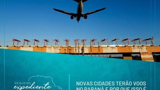 10 novas rotas aéreas ligam interior e capital. Quem ganha com isso?