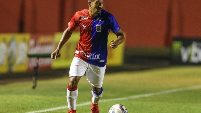 Léo Príncipe fará seu segundo jogo pelo Paraná Clube