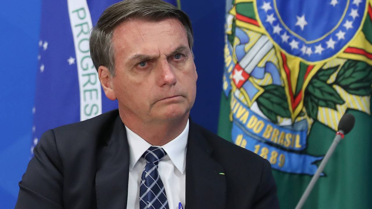 Presidente Bolsonaro: cobertura da mídia sobre Amazônia