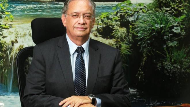 Carlos Walter Martins Pedro, candidato à presidência da Fiep.