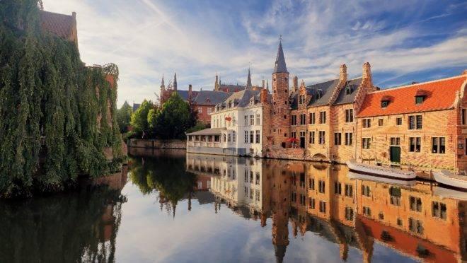 Para visitar a Bélgica, o turista brasileiro não precisa de visto por até 90 dias.