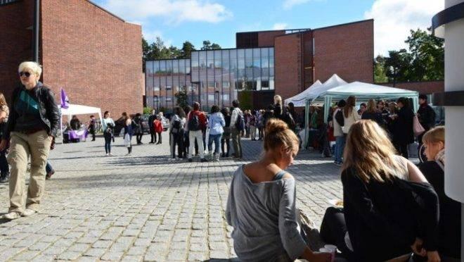 Imagem da Université de Jyväskylä, na Finlândia.