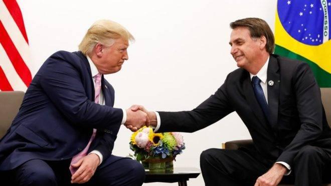 Irã: Bolsonaro pende para o lado dos EUA