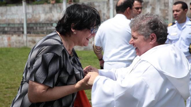 Ministra da Família, Mulher e Direitos Humanos, Damares Alves