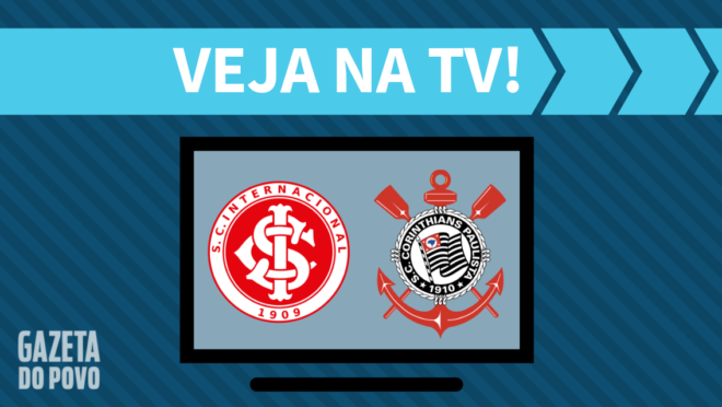 Internacional x Corinthians: veja na TV