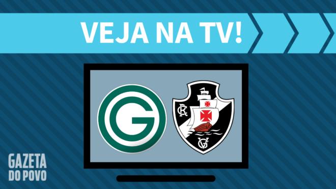 Goiás x Vasco: veja na TV