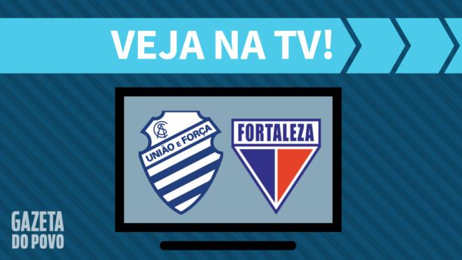 CSA x Fortaleza: veja na TV