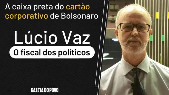 Bolsonaro faz o jogo da velha política quando o assunto é cartão corporativo: veja vídeo!