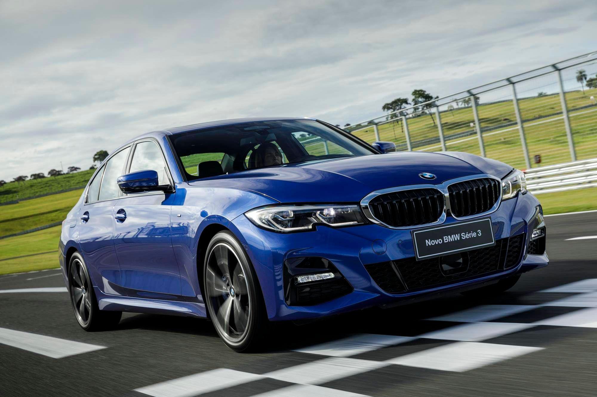 Foto: Nova geração do BMW Serie estreou recentemente no Brasil. Foto: BMW/ Divulgação
