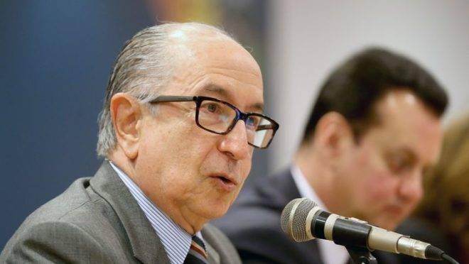Marcos Cintra: exoneração elogiada
