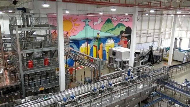 O O Centro de Inovação e Tecnologia Cervejeira (CIT) da Ambev vai usar energia solar.   Divulgação/Ambev