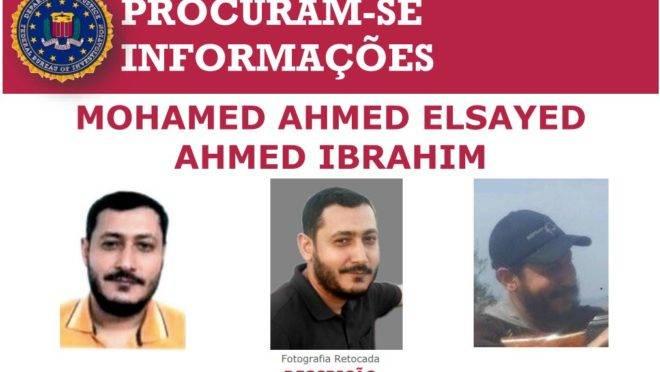 FBI procura no Brasil egípcio por suposta ligação com o grupo terrorista Al-Qaeda