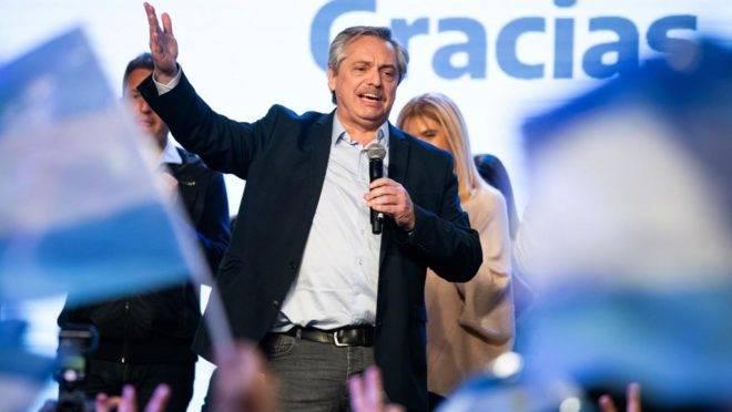 Alberto Fernández rebate críticas de Bolsonaro