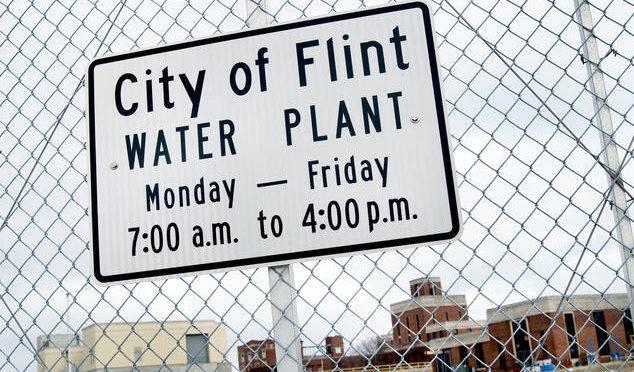 Estação de tratamento de água de Flint
