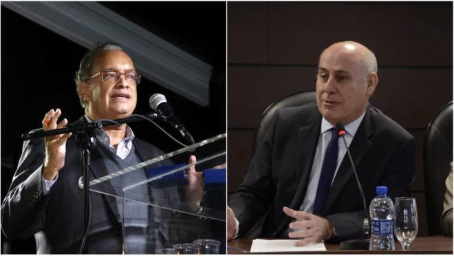 Carlos Walter e José Gizzi são os candidatos.