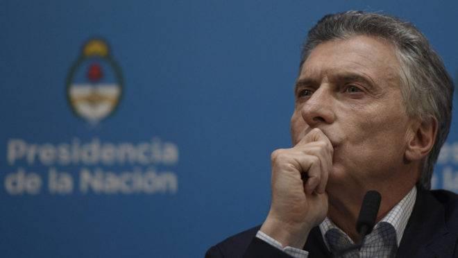 Presidente da Argentina, Maurício Macri anuncia medidas econômicas após derrota nas primárias