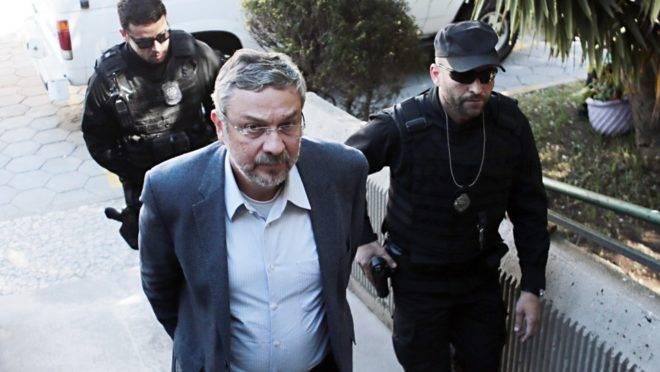 Ex-ministro Antonio Palocci revelou valores em delação com o STF