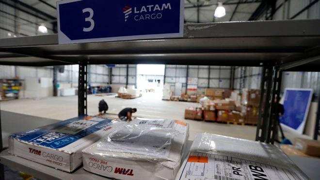 O Brasil representou 26% da capacidade total oferecida pela Latam no trimestre