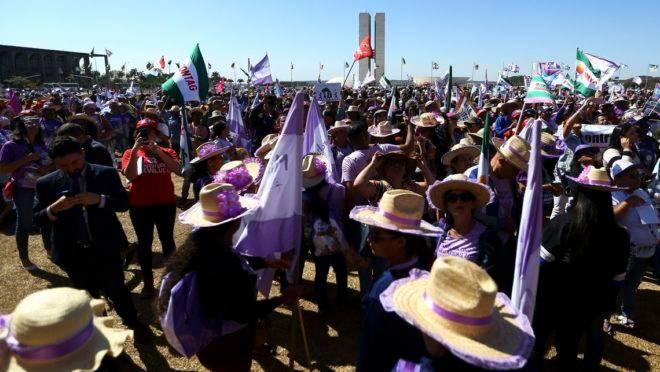 Marcha das Margaridas 2019: Brasília