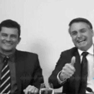 O morde e assopra de Bolsonaro que desgasta Sergio Moro; ouça
