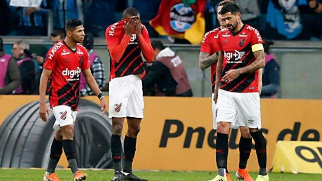 Grêmio x Athletico: Rubro-Negro foi dócil e Nunes foi muito infeliz