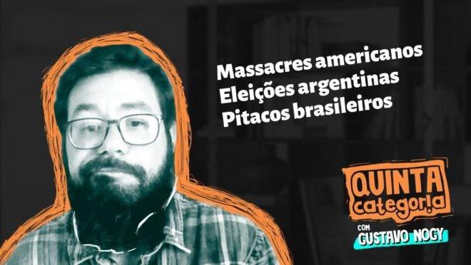 Bolsonaro e o Brasil de QUINTA CATEGORIA!