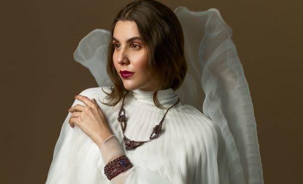 Peças da V.Luxo, marca curitibana