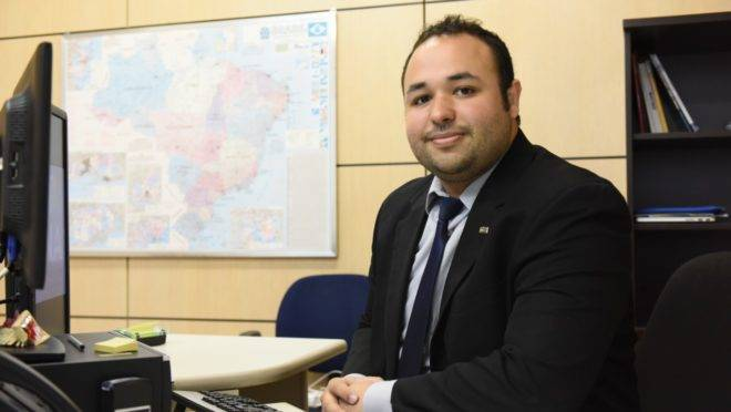 Renan Sargiani é coordenador-geral de Neurociência Cognitiva e Linguística do MEC.