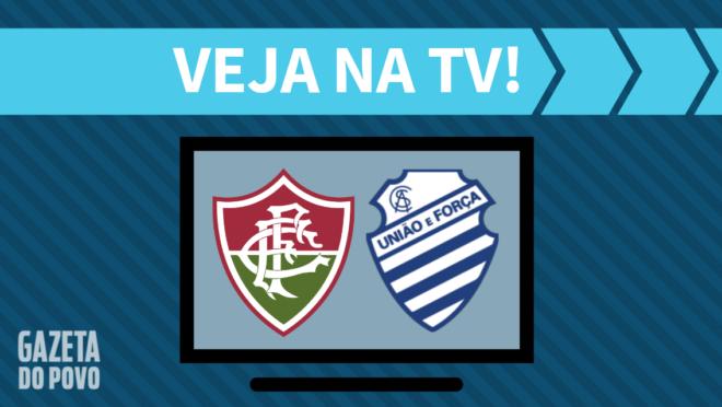 Fluminense x CSA: veja na TV