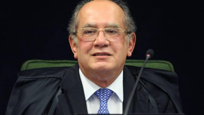 Gilmar Mendes: contra votação do projeto abuso de autoridade