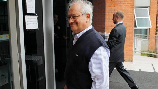Abib Miguel, ex-diretor-geral da Assembleia Legislativa do Paraná