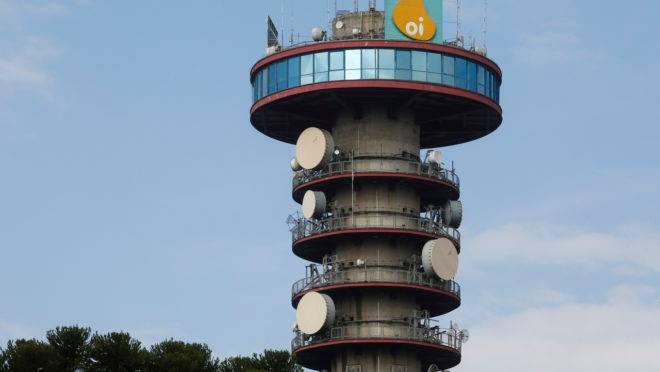Torre Panorâmica da Oi, em Curitiba