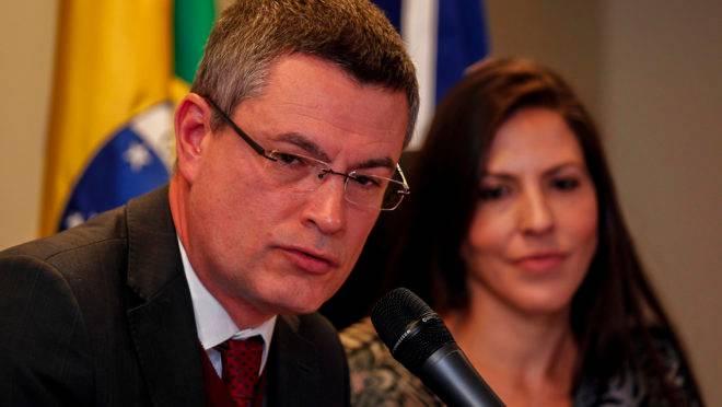diretor-geral pf mauricio valeixo