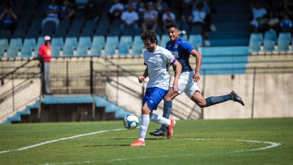 Paraná sofre virada de time da ZR e chega a cinco jogos sem vencer