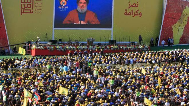 Hasan Nasrallah, líder do Hezbollah