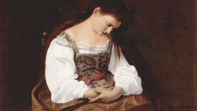 Madalena Arrependida (Caravaggio)